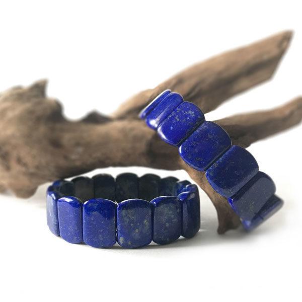 Lapis Lazuli Bracelet Expanding Spirits